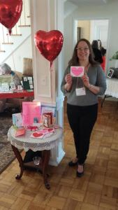 Flirty French Flashcards at Parkfairfax Sweet Art Sunday