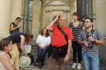 Place de la Comedie in Montpelier